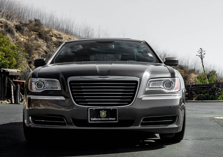 2014 Chrysler 300 Base  Gray All advertised prices exclude government fees and taxes any finan