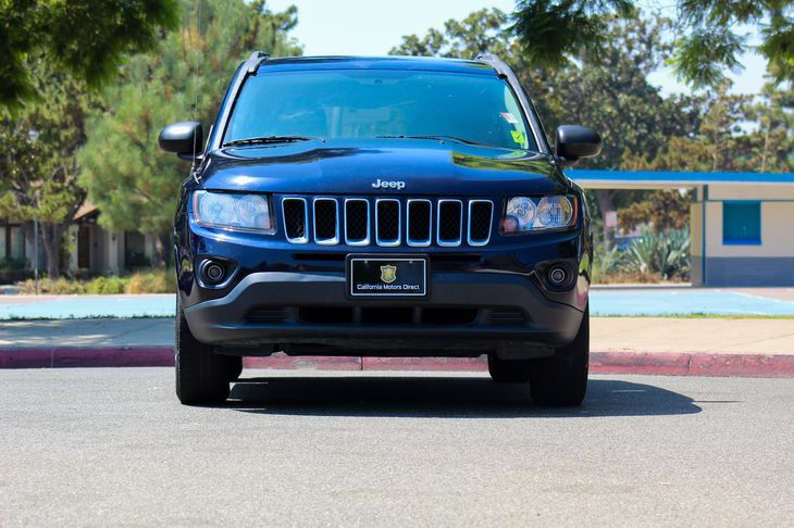 2015 Jeep Compass Sport  True Blue Pearlcoat TAKE ADVANTAGE OF OUR PUBLIC WHOLESALE PRICING G