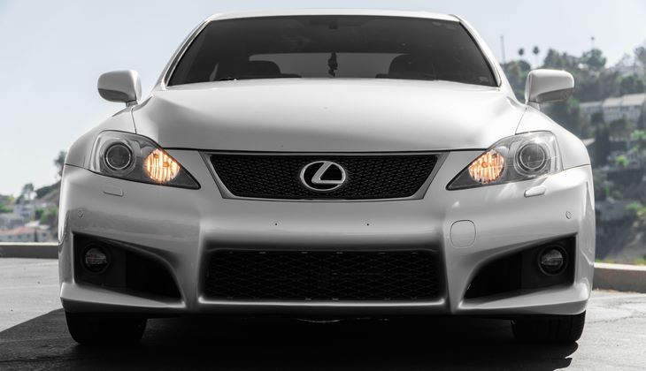2010 Lexus IS F Base  Silver TAKE ADVANTAGE OF OUR PUBLICWHOLESALE PRICING GOING ON RIGHT NOW