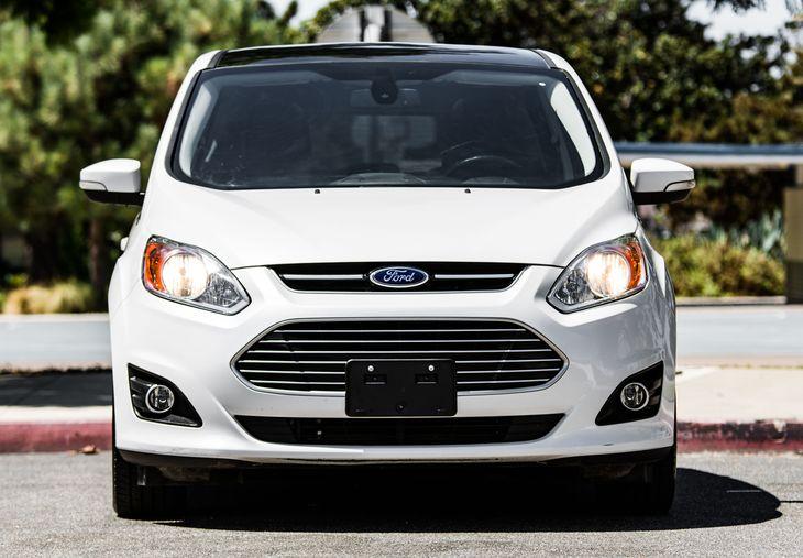 2016 Ford C-Max Hybrid SEL Engine 20L Ivct Atkinson-Cycle I-4 Hybrid White All advertised pri