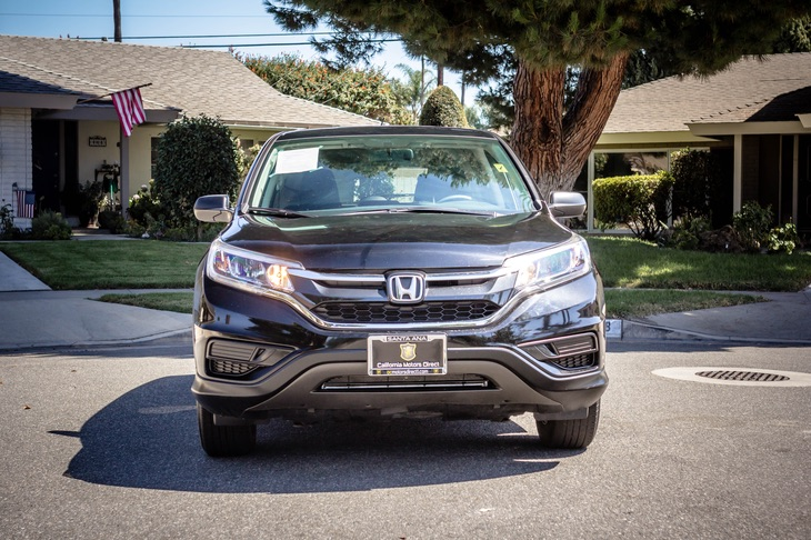 2016 Honda CR-V SE  Crystal Black Pearl All advertised prices exclude government fees and taxes