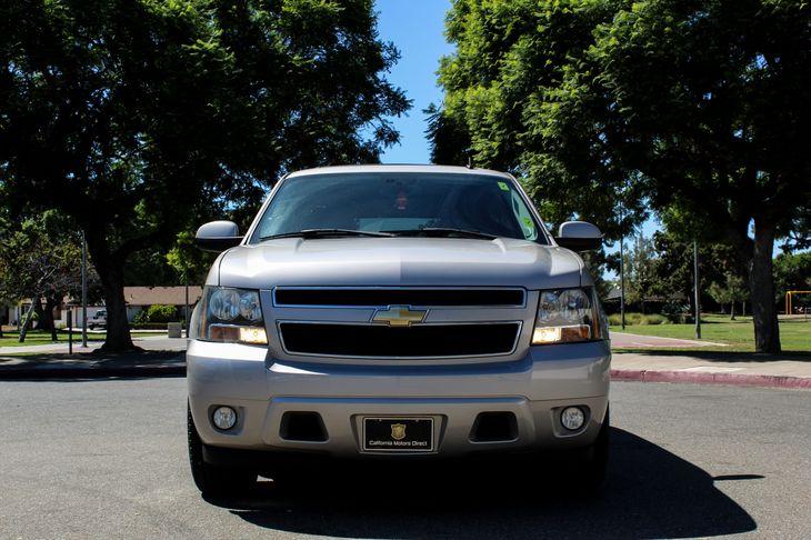 2007 Chevrolet Tahoe LTZ Engine Vortec 53L V8 Sfi Flex-Fuel With Active Fuel Management Silve