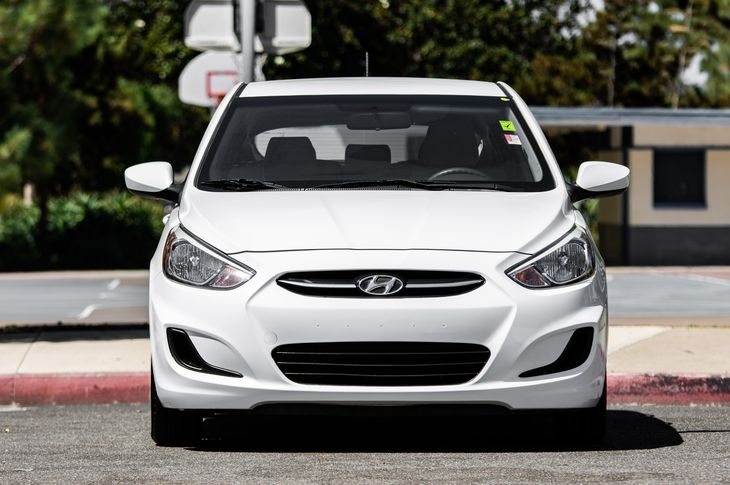 2015 HYUNDAI ACCENT GS