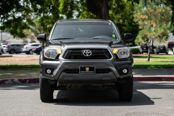 2012 Toyota Tacoma PreRunner V6  Magnetic Gray Metallic All advertised prices exclude governmen