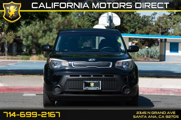 2016 Kia Soul Base  Shadow Black All advertised prices exclude government fees and taxes any f