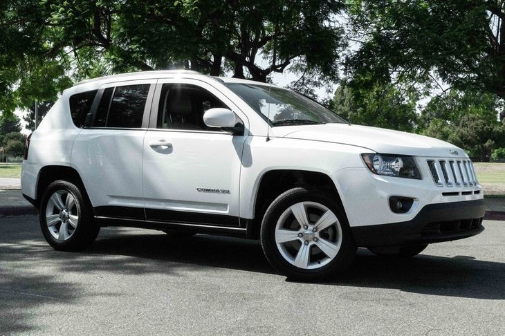 2015 JEEP COMPASS HIGH ALTITUDE EDITIO