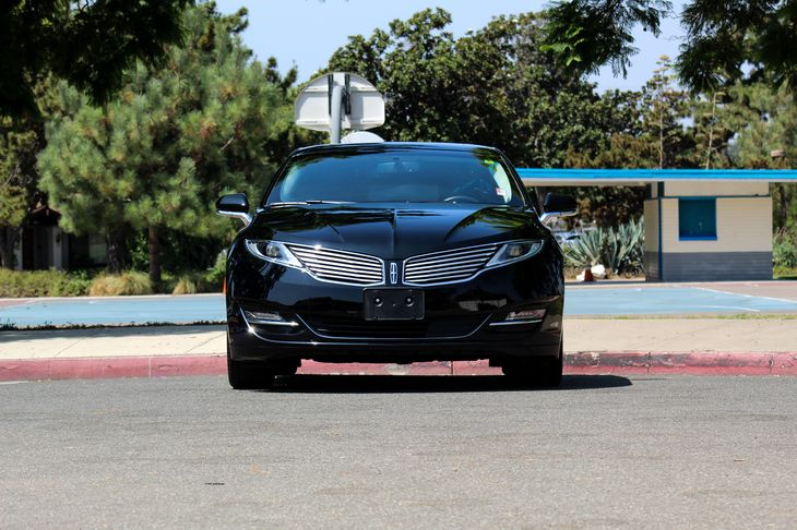 2016 Lincoln MKZ  Engine 20L Ivct Atkinson I-4 Black Velvet Metallic TAKE ADVANTAGE OF OUR