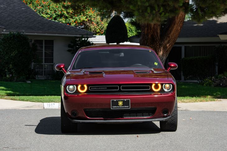 2018 Dodge Challenger SXT Engine 36L V6 24V Vvt Red All advertised prices exclude government