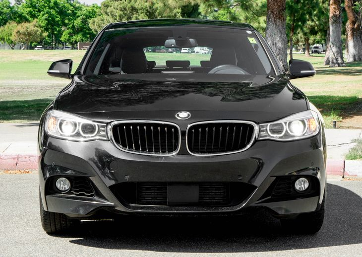 2015 BMW 3 Series Gran Turismo 335i xDrive Gran Tur  Black All advertised prices exclude govern