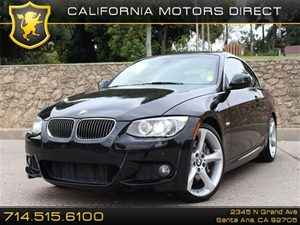 2012 BMW 3 Series 335i Carfax 1-Owner Air Conditioning  AC Air Conditioning  Climate Control