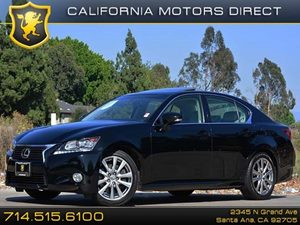 2013 Lexus GS 350  Carfax 1-Owner - No Accidents  Damage Reported to CARFAX Navigation System W