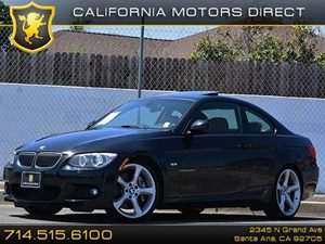 2012 BMW 3 Series 335i Carfax 1-Owner - No Accidents  Damage Reported to CARFAX Air Conditioning