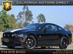 2014 Ford Mustang GT Carfax 1-Owner Navigation Black CLEAN TITLE 36739 Per Month - On App