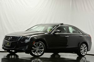2014 Cadillac ATS Premium AWD Carfax 1-Owner Air Conditioning  AC Air Conditioning  Climate C