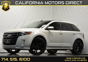 2013 Ford Edge Sport Carfax 1-Owner Air Conditioning  AC Audio  Auxiliary Audio Input Audio