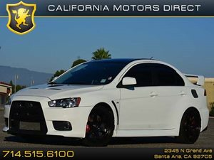 2011 Mitsubishi Lancer Evolution GSR Carfax 1-Owner - No Accidents  Damage Reported to CARFAX 18