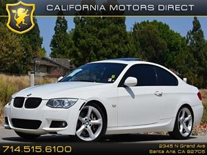 2012 BMW 3 Series 335i Carfax 1-Owner - No Accidents  Damage Reported to CARFAX 19 X 80 Fro