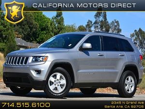 2014 Jeep Grand Cherokee Laredo Carfax 1-Owner - No Accidents  Damage Reported to CARFAX Air Con