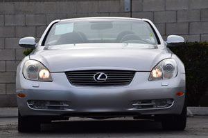 2008 Lexus SC 430  Carfax Report Air Conditioning  AC Audio  AmFm Stereo Audio  Premium So