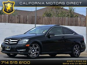 2013 MERCEDES C350 Coupe Carfax Report Air Conditioning  AC Air Conditioning  Climate Control