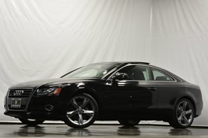 2012 Audi A5 20T Premium Plus Carfax 1-Owner 4 Cylinders Air Conditioning  AC Air Conditioni