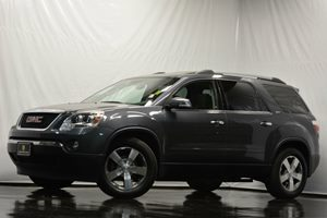 2012 GMC Acadia SLT1 Carfax 1-Owner - No Accidents  Damage Reported to CARFAX Air Conditioning