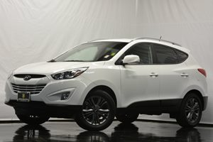 2015 Hyundai Tucson Limited Carfax 1-Owner Air Conditioning  AC Audio  AmFm Stereo Audio