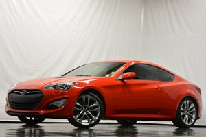 2014 Hyundai Genesis Coupe 20T Carfax 1-Owner Air Conditioning  AC Audio  Auxiliary Audio In