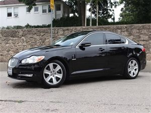 2011 Jaguar XF  Carfax Report - No Accidents  Damage Reported to CARFAX 7 Touch Screen Display