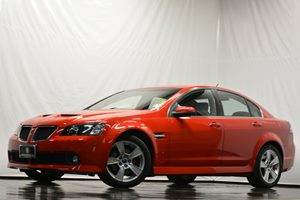 2009 Pontiac G8 GT Carfax 1-Owner Air Conditioning  AC Air Conditioning  Climate Control Air