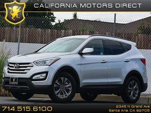 2015 Hyundai Santa Fe Sport  Carfax 1-Owner  Sparkling Silver CLEAN TITLE 27591 Per Month
