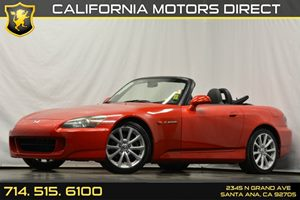 2007 Honda S2000  Carfax Report - No Accidents  Damage Reported to CARFAX Air Conditioning  AC