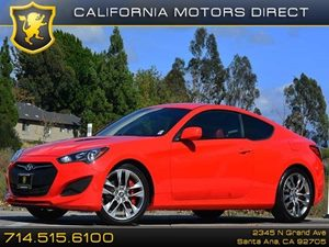 2013 Hyundai Genesis Coupe 20T Carfax 1-Owner Displacement  2L Engine Engine Type  4 Cylinder