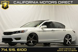 2013 Honda Accord Sdn EX-L Carfax Report Air Conditioning  AC Audio  AmFm Stereo Audio  Au