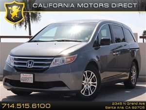 2012 Honda Odyssey EX Carfax 1-Owner Air Conditioning  AC Air Conditioning  Climate Control
