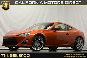 2013 Scion FR-S  Carfax Report - No Accidents  Damage Reported to CARFAX 17 Aluminum Wheels A