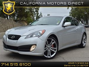 2012 Hyundai Genesis Coupe 38 R-Spec Carfax 1-Owner - No Accidents  Damage Reported to CARFAX