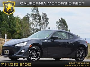 2013 Scion FR-S  Carfax 1-Owner 17 Aluminum Wheels Air Conditioning  AC Audio  Auxiliary A