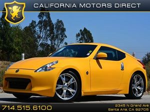 2009 Nissan 370Z Touring Carfax Report Air Conditioning  AC Air Conditioning  Climate Control