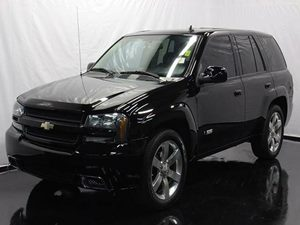 2008 Chevrolet TrailBlazer SS w1SS Carfax 1-Owner - No Accidents  Damage Reported to CARFAX Air