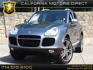 2006 Porsche Cayenne Turbo Carfax Report - No Accidents  Damage Reported to CARFAX  Crystal Si
