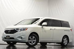 2013 Nissan Quest SV Carfax Report Air Conditioning  AC Air Conditioning  Rear AC Audio  A
