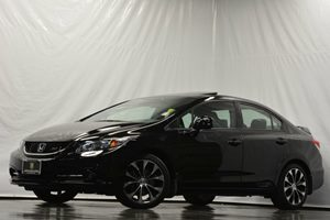 2013 Honda Civic Sdn Si Carfax 1-Owner - No Accidents  Damage Reported to CARFAX Air Conditionin
