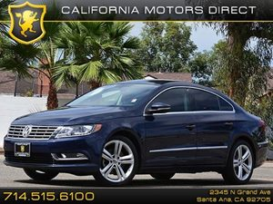 2013 Volkswagen CC Sport Plus Carfax 1-Owner Rns315 Navigation System 17 Mallory Alloy