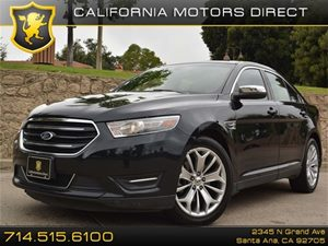 2014 Ford Taurus Limited Carfax Report - No Accidents  Damage Reported to CARFAX  Tuxedo Black