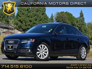 2011 Audi A4 20T Premium  Plus Carfax Report Air Conditioning  AC Air Conditioning  Climate