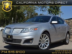 2010 Lincoln MKS  Carfax Report - No Accidents  Damage Reported to CARFAX Adaptive Hid Projector