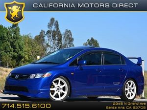 2008 Honda Civic Sdn Si Carfax Report Air Conditioning  AC Audio  AmFm Stereo Audio  Auxil
