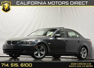 2008 BMW 5 Series 528i Carfax Report - No Accidents  Damage Reported to CARFAX Air Conditioning