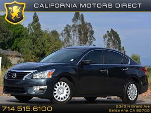 2014 Nissan Altima 25 Carfax 1-Owner - No Accidents  Damage Reported to CARFAX Air Conditioning